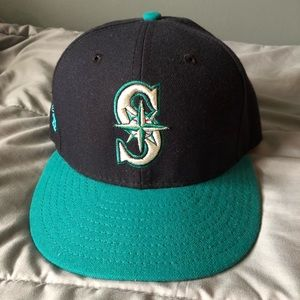 Seattle Mariners hat sz 7-1/8